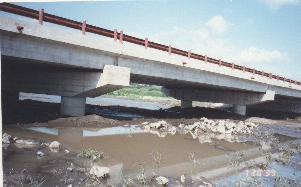 依勃公路双兴中桥