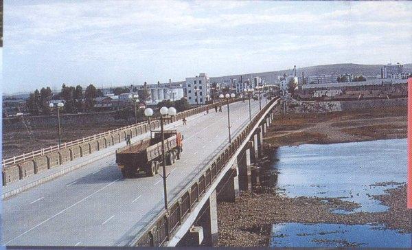 东宁北河沿大桥