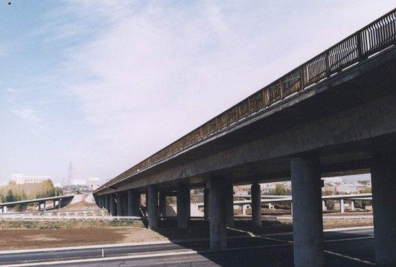 哈双公路A2合同段K