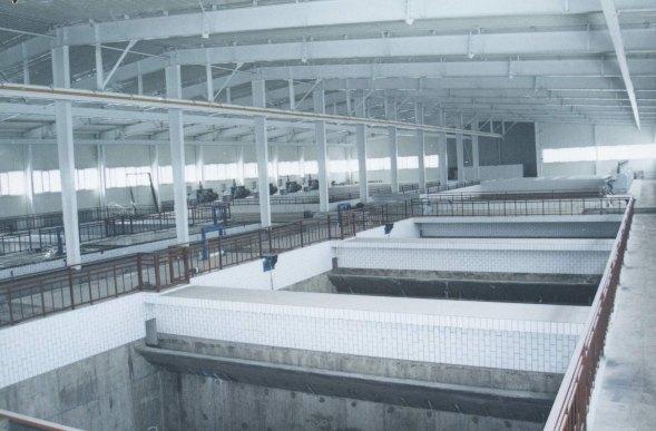 牡丹江市污水处理厂净